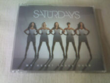 THE SATURDAYS - MY HEART TAKES OVER - UK CD SINGLE
