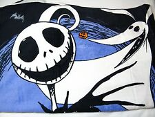 "New Jack Skellington Beach Bath Pool Towel About 33"" x 62"" w/ Tag - Walt Disney"