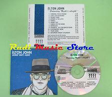 CD ELTON JOHN Saturday night's alright FLASHBACK 04.90.0117 (Xs1) no lp mc dvd
