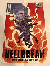 Hellbreak #1 Oni Press Comic 1st Print 2015 NM