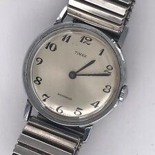 c022e14bc1a1 Timex vintage watch hand manual reloj 33