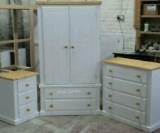 HANDMADE COUNTRY-STYLE BEDROOM FURNITURE SET (NO FLATPACK)!!!