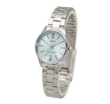 -Casio LTPV005D-2B Ladies' Metal Fashion Watch Brand New & 100% Authentic