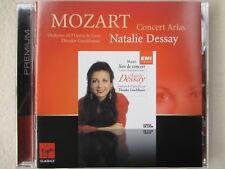 Mozart - Concert Arias - Natalie Dessay, Guschlbauer - CD Neuwertig