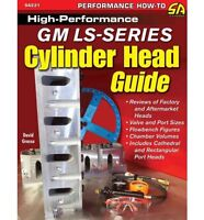 HOLDEN CHEVROLET COMMODORE GM LS1 2 3 SERIES CYLINDER HEAD GUIDE 5.7 6.0 litre