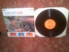 Elvis Presley A Date With Elvis Rare 1970 RCA Victor 461 035
