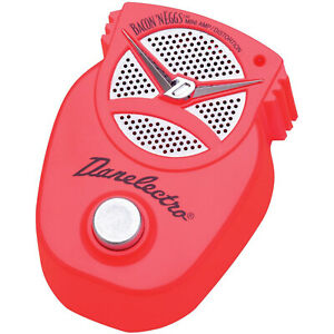 PEDALE DANELECTRO DJ-16 BACON & EGG MINI AMP AMPLIFICATORE EFFETTO DISTORTION