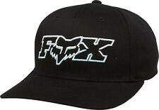 Fox Racing Youth Duel Head Flexfit Hat -  Youth Lid Cap