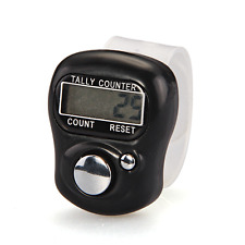 5Finger Ring Digital Tally Counter Tasbeeh Tasbih Number ClickerColor at random