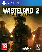 Wasteland 2: Director's Cut - PS4 UK Stock - Fast & Free Delivery