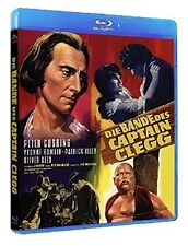 Hammer Edition DIE BANDE DES CAPTAIN CLEGG Night Creatures PETER CUSHING Blu-Ray