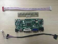 kit for LP156WD1-TLA2 HDMI + DVI + VGA LCD LED LVDS Controller Board Driver