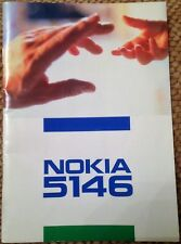 NOKIA 5146 USER'S GUIDE (ONLY)