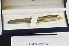 Waterman Paris Carene Palladium Füllfederhalter Füller Wellenlinien