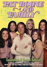 Pat Boone & Family Springtime & Easter Specials (DVD,2019)
