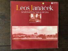 Leos Janacek (1854-1928) * Sinfonietta/Taras Bulba 110728 lp 3604