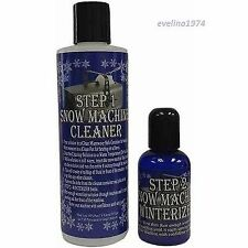 Universal Snow Machine Cleaner,Winterizer Kit,Compatible with Froggys, all Other