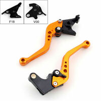 Short Brake Clutch Levers For Honda VTR1000F/FIRESTORM 1998-05 CBF1000 06-09 G