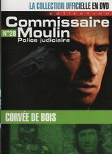 COMMISSAIRE MOULIN .. DVD N°28 .. CORVEE DE BOIS .. YVES RENIER