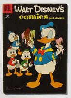 Walt Disney's Comics and Stories #214 1958 Donald Duck Barks -c/a