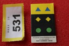 Games Workshop Imperial Guards Tanks Decals Stickers Banners Chimera 40K WH40K B