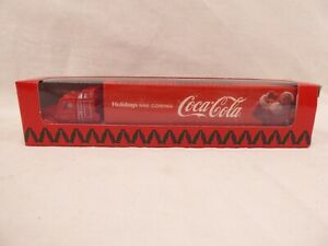 COCA-COLA - CAMION / TRUCK - HOLIDAYS ARE COMING - PERE NOEL / SANTA CLAUS - TOP