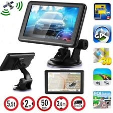 5inch LCD Car GPS Navigation SAT NAV Touch Panel UK Europe Map for Car Truck