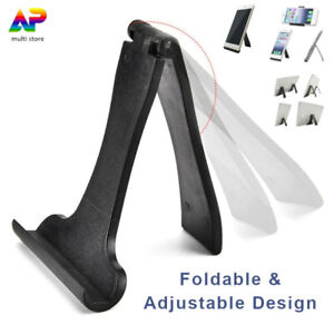 Phone Desk Stand Holder Adjustable Universal Foldable Portable for iphone ipad
