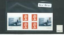 GB - STAMP BOOKLETS  - PM2 - 1st x 6 - SUBMARINES  - SELF ADHESIVE - 1 booklet