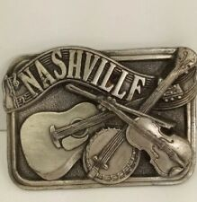 nashville belt buckle