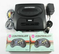 Sega Genesis Model 2 System Console, Controllers - Great Condition