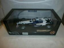 HOTWHEELS WILLIAMS F1 FW23 JUAN PABLO MONTOYA 2001 LAUNCH EDITION  MIB 1:18