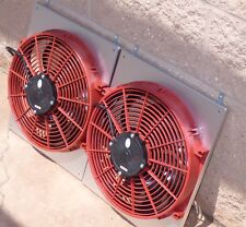 Ford F150 Ffd Extreme Stage 4 Dual Cooling Fan Kit More Mpg More Hp Custom Built