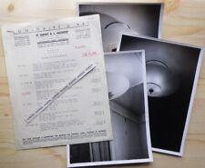 Rare GENET ET MICHON. LUMINAIRE D'ART Tarif Plafonniers + 3 photos. Verre Bronze