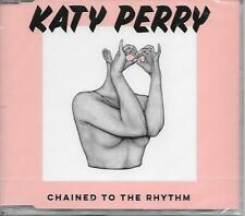 KATY PERRY - Chained to the rhythm CD SINGLE 2TR EU Release 2017 (NEW SEALED!)