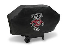 Ncaa Wisconsin Badgers Deluxe Grill Cover