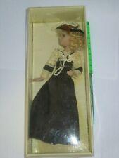 Margaret Schlegel Poupée Dame d'époque Atlas miniature Puppe Doll muñeca dolly