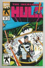 Incredible Hulk # 395 * The Punisher * Dale Keown art * Marvel Comics * 1992