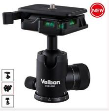 Velbon Aluminum BALL Head QHD-S5D for DSLR Camera Tripod
