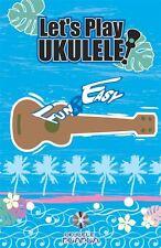 Let's Play Ukelele Ukulele Libro/cd