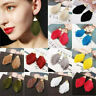 Boho Earrings Dangle Tassel Fringe Drop Hook Long Women Bohemian Chunky Jewelry
