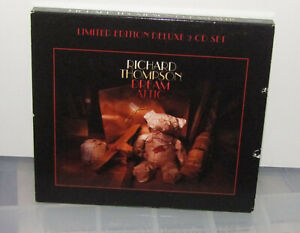 RICHARD THOMPSON - DREAM ATTIC LIMITED EDITION DELUXE 2 CD SET