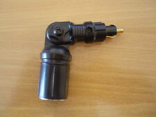 HELLA PLUG TO CIGARETTE LIGHTER SOCKET ADAPTOR 12volt & 24 Volt TA-91853