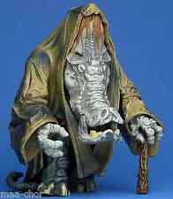 STAR Wars Loose Rotj SAGA ULTRA RARA ephant MON Jabba capo della sicurezza. C-10+