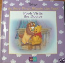 Pooh Visits the Doctor My Very First Winnie the Pooh