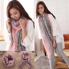 1PC Lovely Fashion Women Soft Cotton Lady Comfortable Neck Warm Scarf Shawl