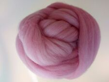 Candy Pink* 100% Merino Wool Roving Tops for Felting, 50g