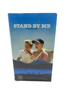Stand By Me VHS River Phoenix Corey Feldman Movie Video Tape