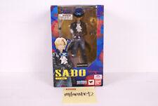 2015 Bandai Figuarts Zero ONE PIECE SABO Statue Figure Funimation Japan Anime