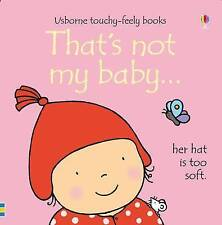 That's Not My Baby - Girl (Thats Not My)-ExLibrary